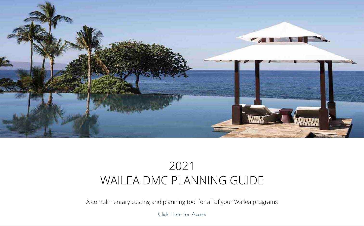 Wailea Planning Guide